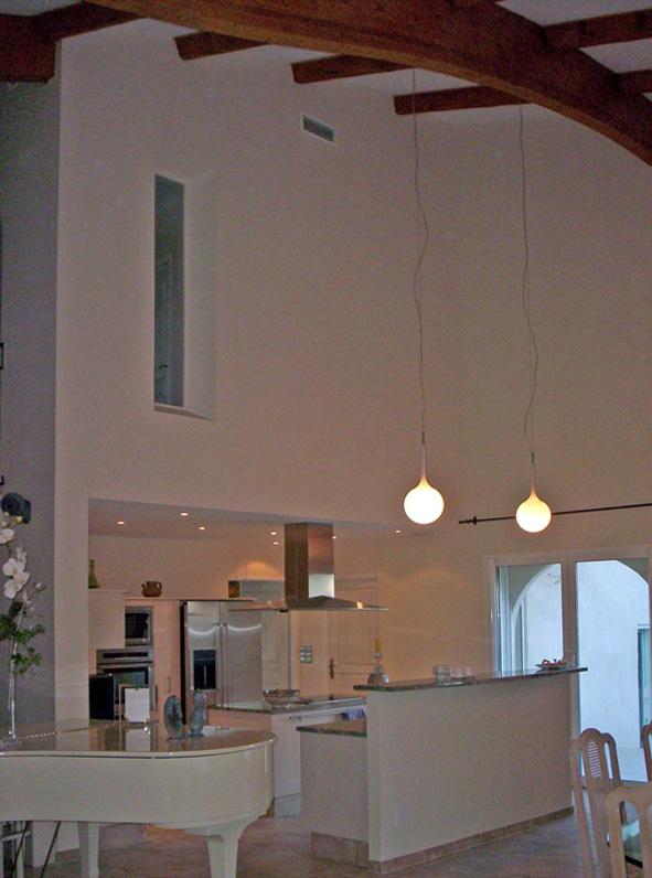 Atelier d 39 architecture ban gas villas villa 197 construction d 39 un - Hauteur minimale sous plafond ...