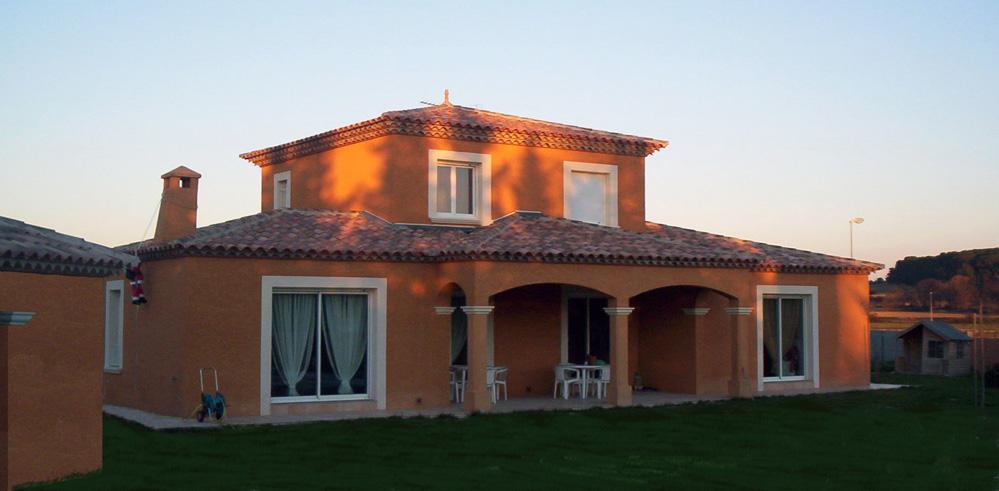 atelier d 39 architecture ban gas villas villas On villa traditionnelle