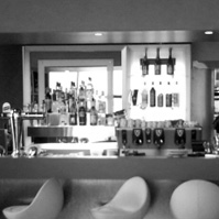 Espace bar.<br />