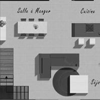 Plan de vente villa 2 type 4.<br />