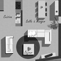 Plan de vente villa 4 type 4.</p>