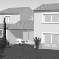 Perspective maison 2.<br />