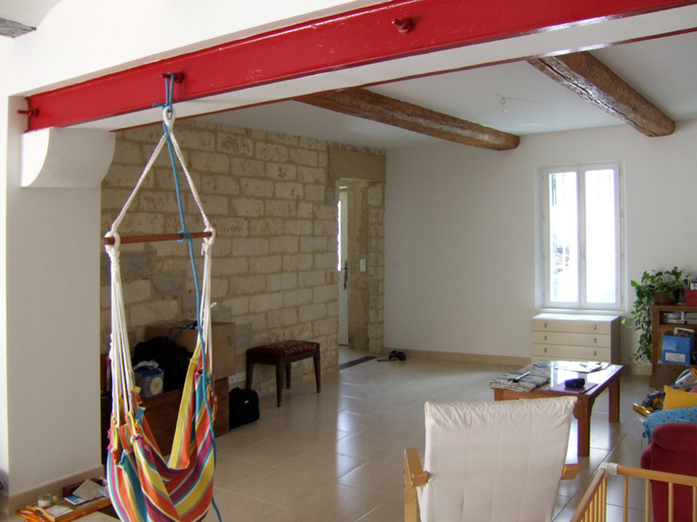 atelier d 39 architecture ban gas renovations renovation 322. Black Bedroom Furniture Sets. Home Design Ideas