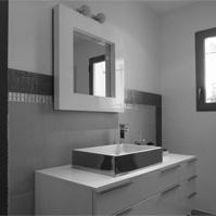 Salle de bains.<br />