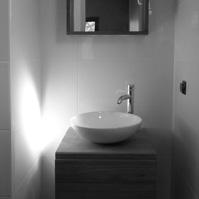 Meuble salle d'eau.<br />