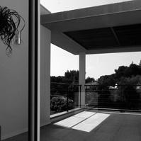 Terrasse de l&rsquo;étage.<br />