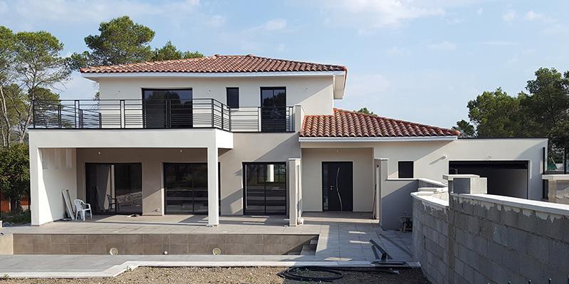 Atelier D Architecture Banegas Villas Villa 475 Villa 475