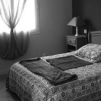 Deuxième vue de cette même chambre<br />