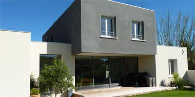 Voir nos réalisations de villas traditionnelles et contemporaines